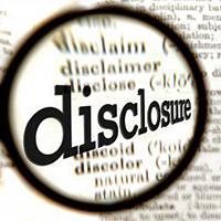 Information Disclosure Standards