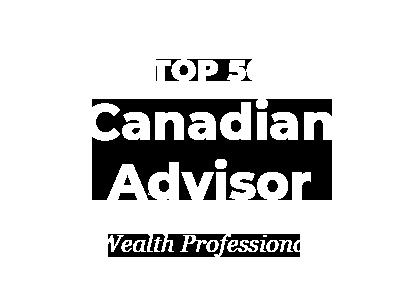 Wealth Professional: Top 50 Canadian Advisor